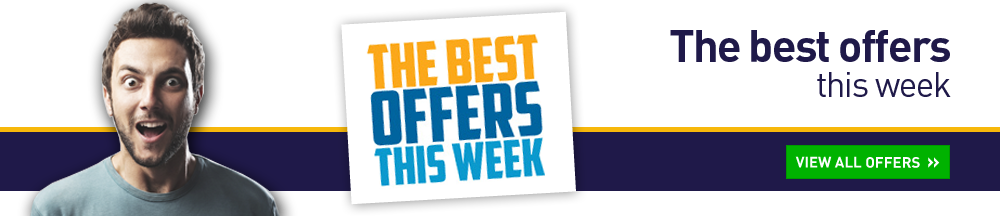 The best offers this week