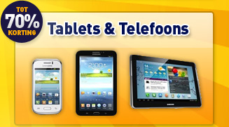 Tablets en Telefoons