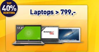 Laptops >499,-