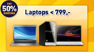 Laptops <799,-
