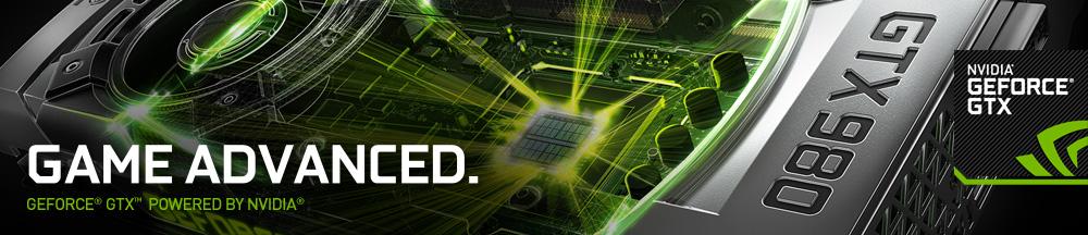 NVIDIA GTX Videokaarten